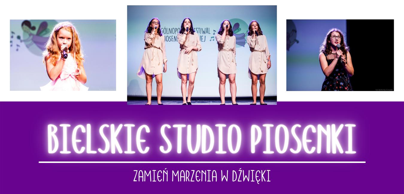 StudioPiosenki.com - Szkoła śpiewu Bielsko-Biała